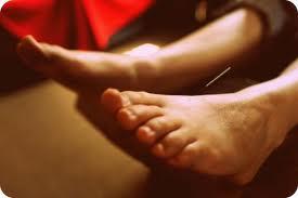 acu feet images